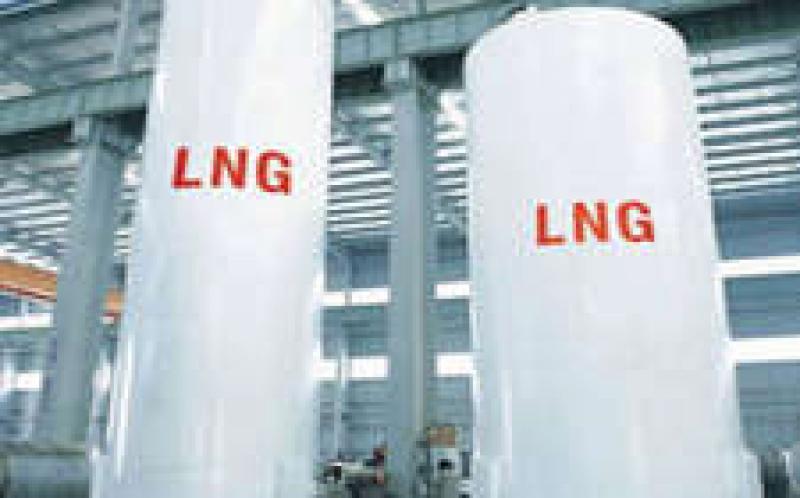 阿塞拜疆的贸易公司希望大大增加对巴基斯坦的液化天然气供应