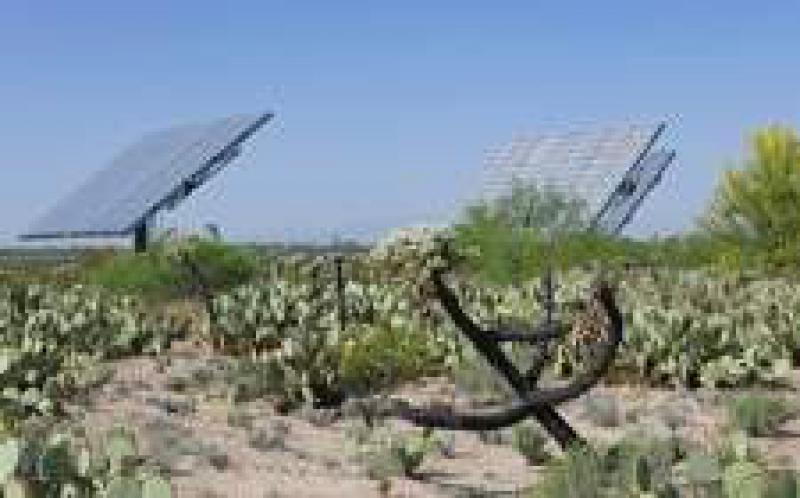 亚利桑那州内部对可再生能源目标的最新观点