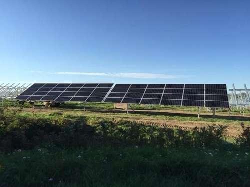 美国缅因州最大光伏项目:用清洁能源满足6500户家庭的用电需求