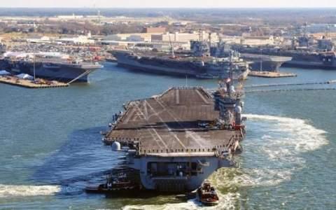 特朗普签署军事资助法案,其中包括关注能源,气候安全
