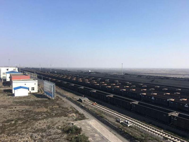 内蒙古甘其毛都口岸煤炭进口量连续3年突破1000万吨