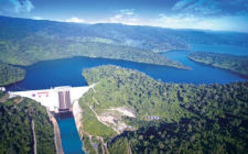 柬埔寨甘再水电站单月发电量创历史新高