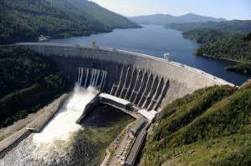 老挝水力发电