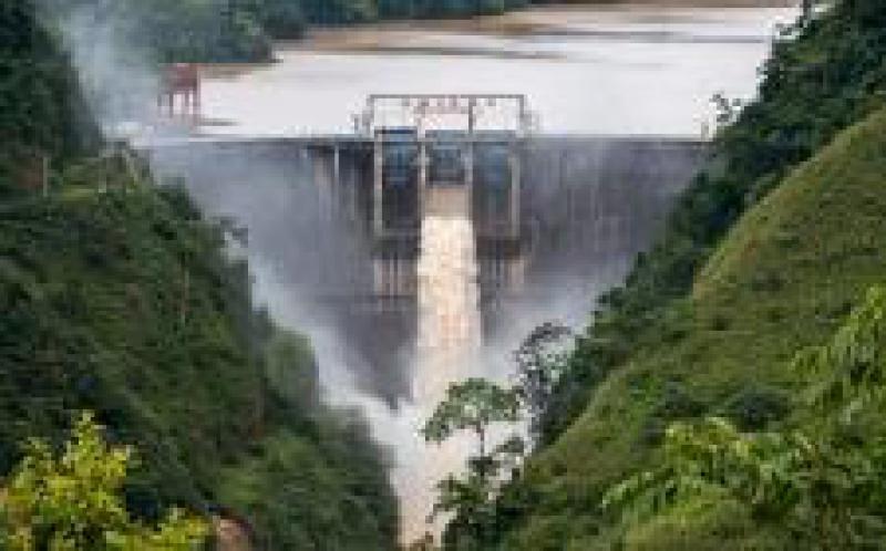 老挝南俄5水电站年度发电量超2.5亿千瓦时