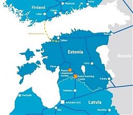 拉脱维亚和爱沙尼亚肯定对波罗的海 - 芬兰联合天然气市场感兴趣
