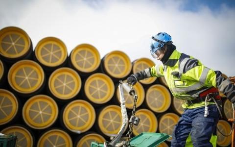 Nord Stream 2天然气管道项目可能成为跨大西洋关系中的碰撞点