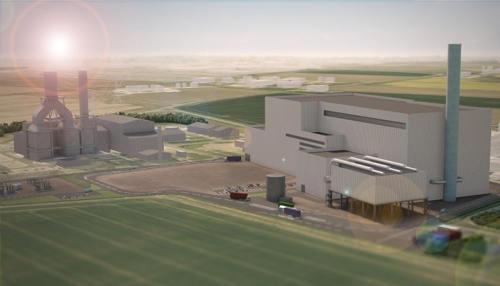 South Humber Bank电站开发能源中心的计划已经公布