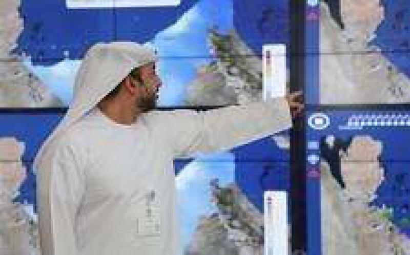 阿联酋使用人工智能来绘制其太阳能潜力