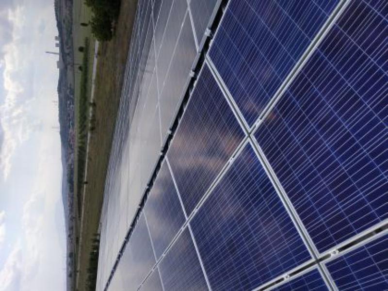 太阳能:在马其顿西部安装第一个PV Net虚拟计量系统