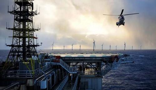 Equinor浮标计划通过Adam Ducket的风力发电为石油平台提供动力