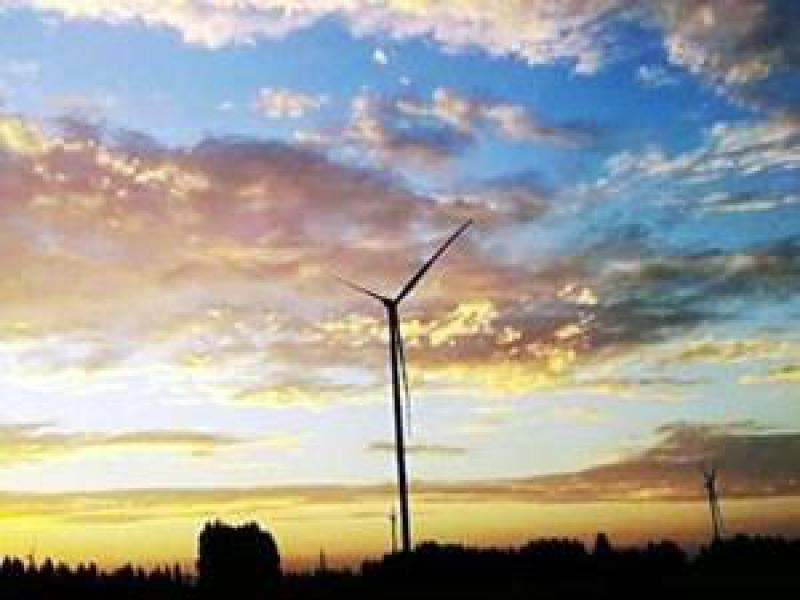 中国电建签订欧洲最大路基风电场项目EPC合同