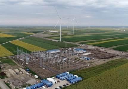 2019年初开始生产塞尔维亚最大的风电场