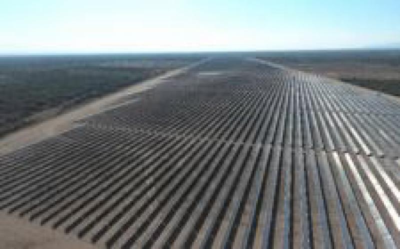 30亿MWp的Caldenes del Oeste光伏电站由Total Eren开幕