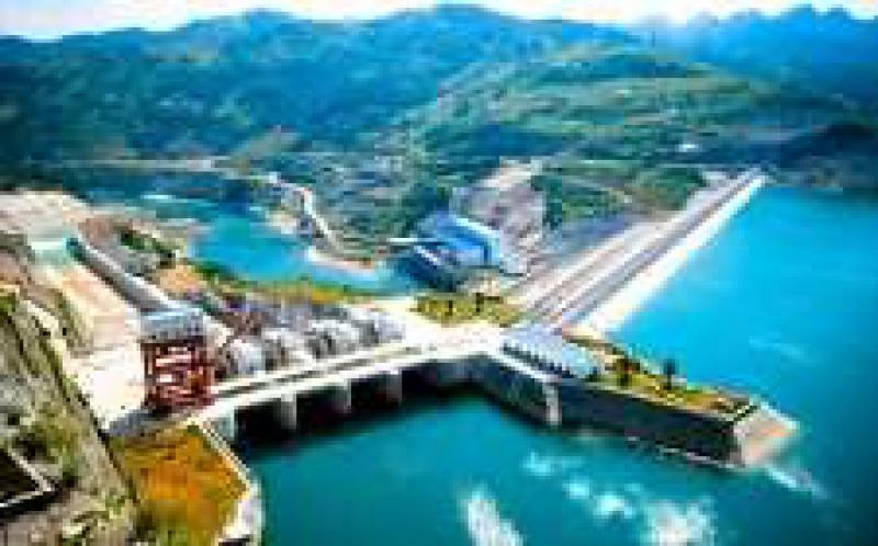 上半年水电发电量同比增2.9%