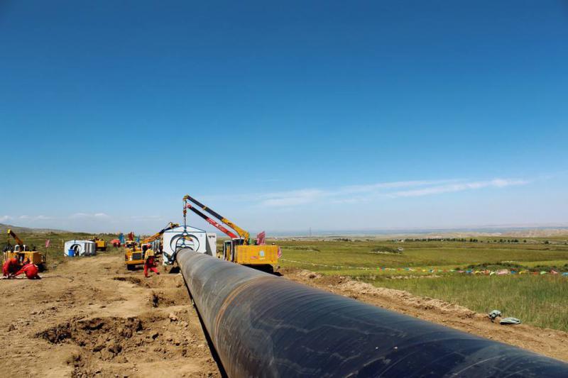 西气东输中卫压气站互联互通工程年底将完工