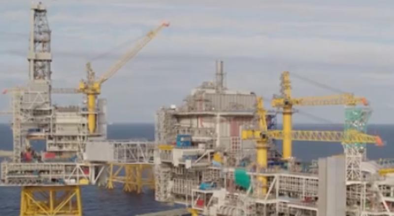 挪威最大、最长的石油管道已就位