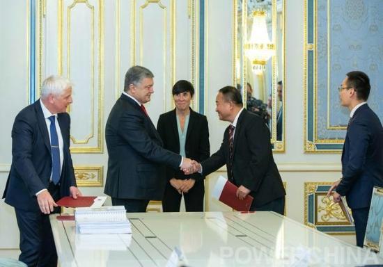 中企签约乌克兰西瓦什风电项目 将建欧洲最大路基风电场