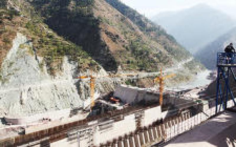 巴基斯坦N-J水电站主体工程移交证明顺利签署