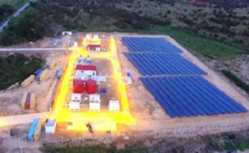 东方电气:赞比亚曼巴2×150MW燃煤电站