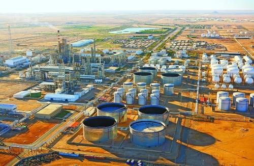 中国石油:戈壁明珠苏丹喀土穆炼油厂