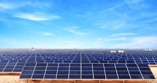 非洲最大光伏项目——阿尔及利亚光伏电站
