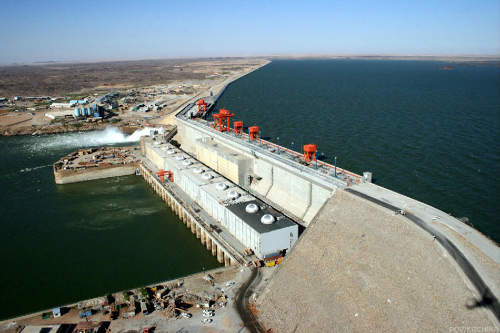 中国电建:一座座电建工程传递中非深厚友谊