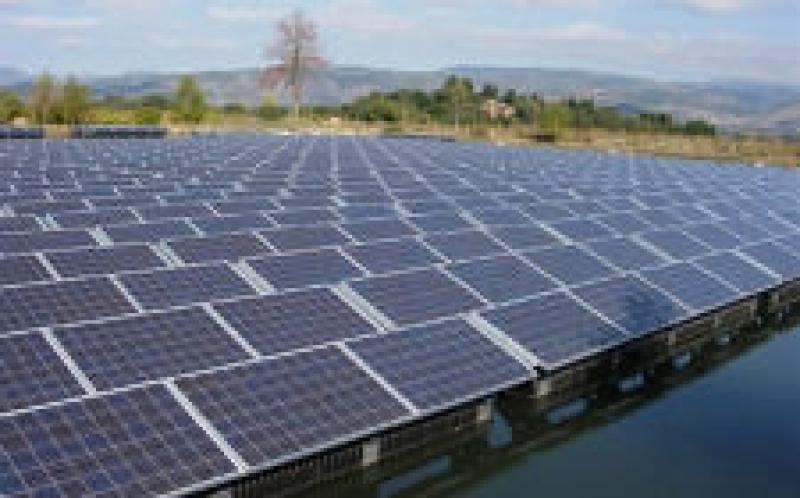 Akuo计划成为法国最大的浮式太阳能发电厂