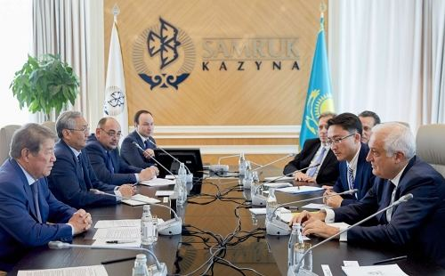 石油和天然气公司埃尼宣布准备恢复在哈萨克斯坦的投资