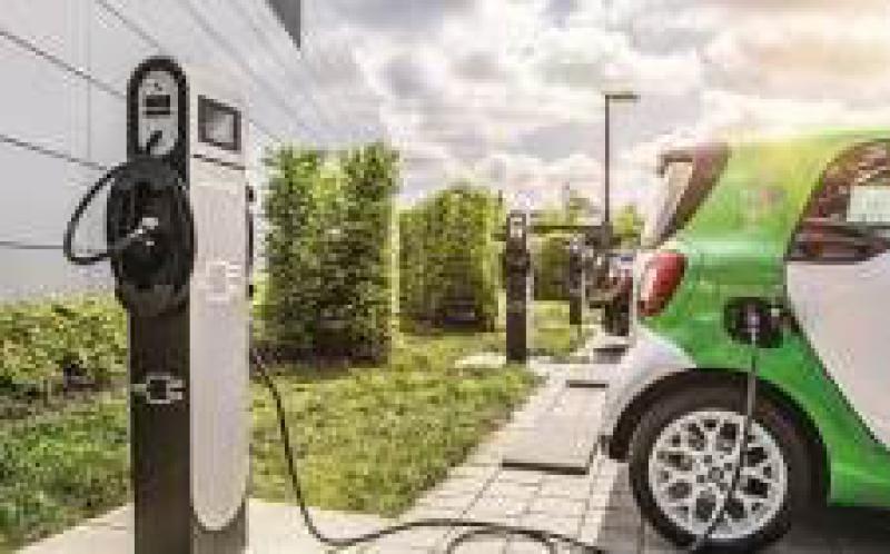 道达尔收购EV充电站开发商