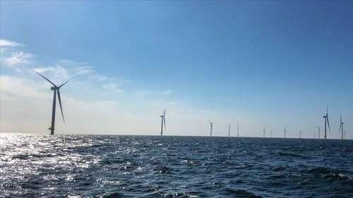 Equinor的Arkona风电场开始发电