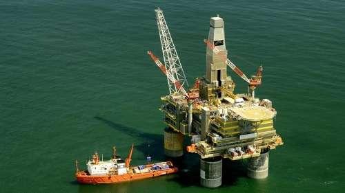 道达尔公布英国海上主要天然气资源