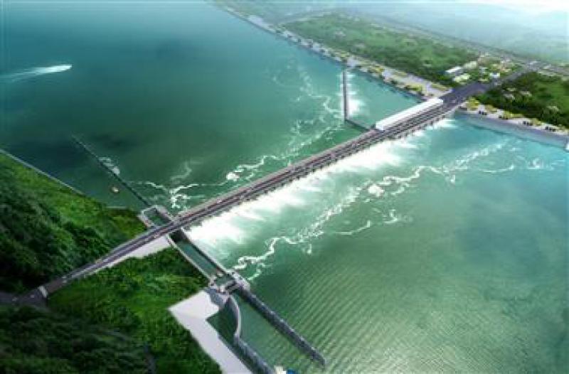 中国能建葛洲坝集团签约印尼300兆瓦水电站EPC合同