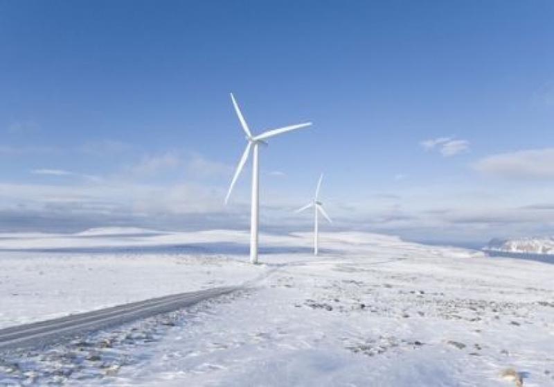 Peikko为挪威的Bjerkreim风电场提供岩石基础