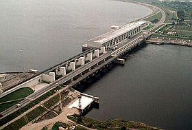 拉脱维亚水力发电厂的发电量在2018年同比下降19.4%