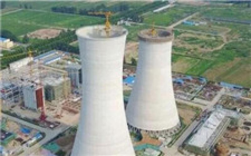 周口燃气电厂工程1号机组投产发电