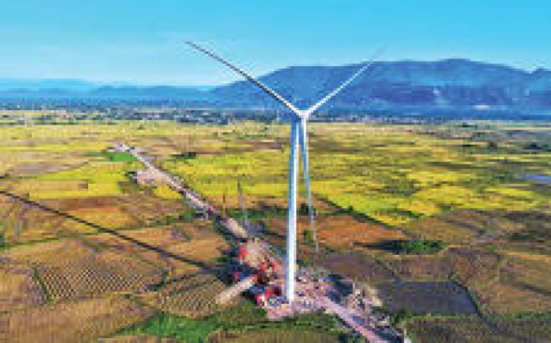 蓝圈:释放该地区的可再生能源潜力