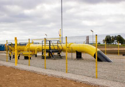 政府批准了组建区域天然气市场
