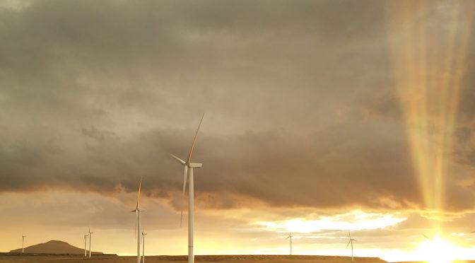 埃及的风能:苏伊士湾风电场将于2020年投入运营
