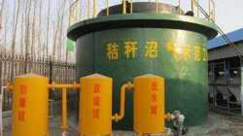 泰和县农村沼气建设发展迅速
