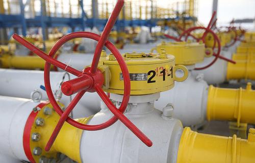 普京估计2018年向欧洲输送的天然气量为2000亿立方米