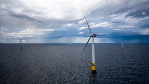 世界上第一个浮动风电场超出了业绩预期