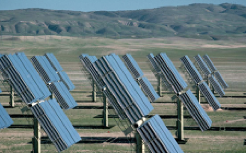 Enefit Green建立总容量为7兆瓦的太阳能发电厂
