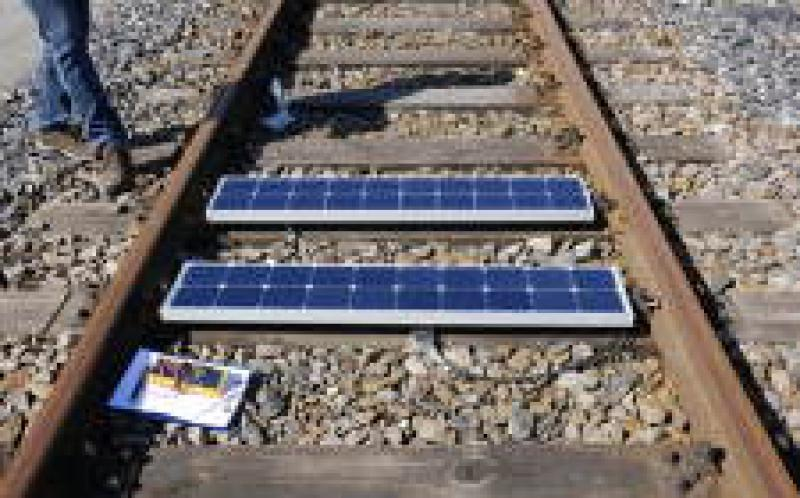 Bankset Energy宣布全球太阳能铁路的GW规模计划