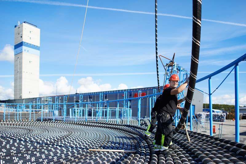 NordBalt电站维修工作在两周前完成