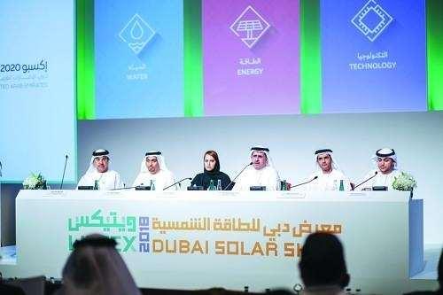 迪拜第23届Witex展览会 研究在该国建立全球阿联酋能源市场