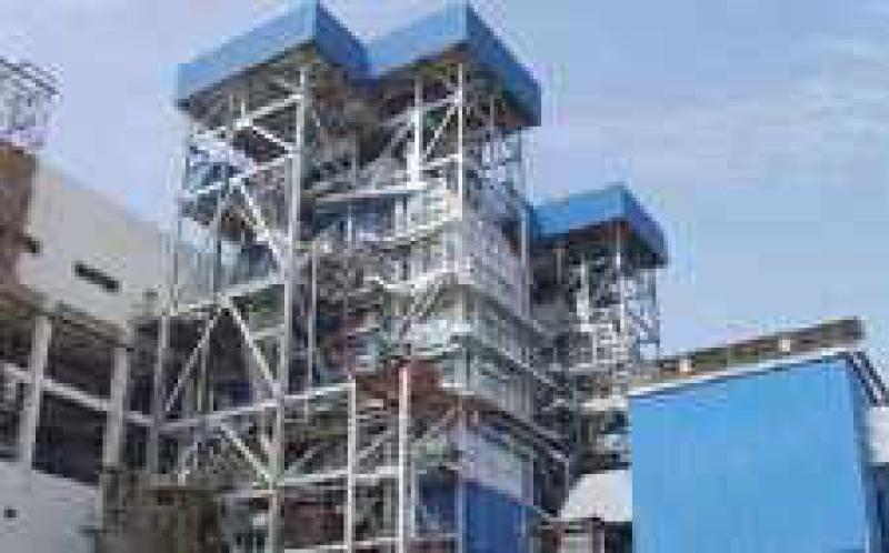 古中合资生物质电站建设进展顺利