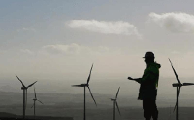 苏格兰电力公司成为英国第一家通过风能发电的主要能源公司