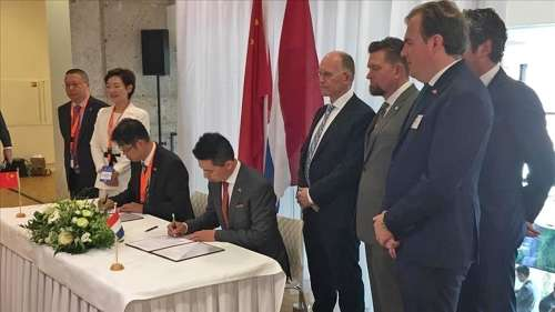 荷兰电池公司将在中国建造1.6亿欧元的锂电池