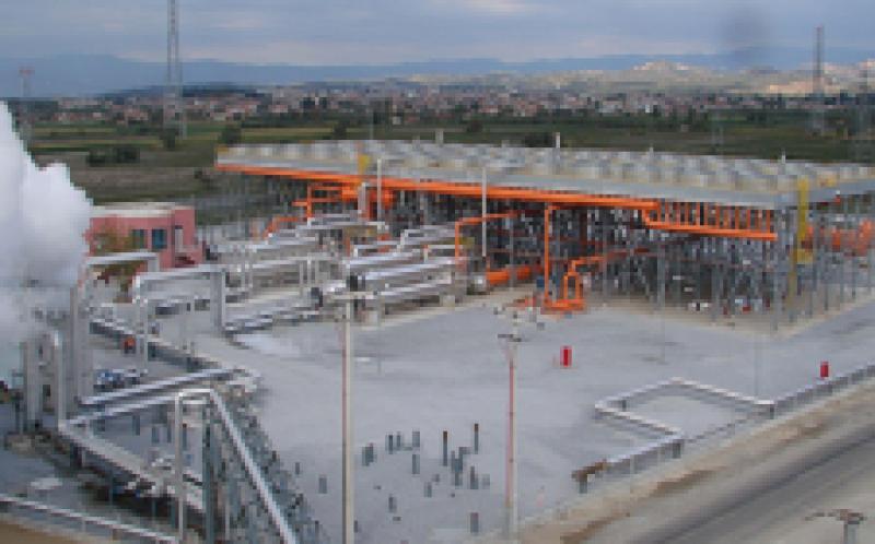 凭借Efeler 7,Ormat在土耳其成功推出了第30个成功的地热发电厂