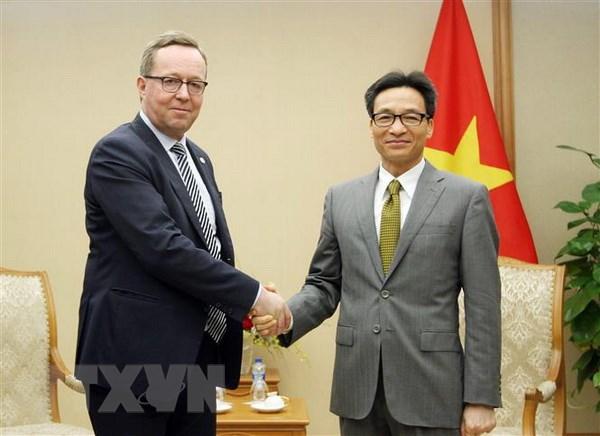 越南 - 芬兰合作开发清洁能源